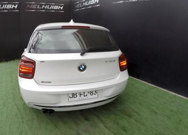 BMW 125  año 2015