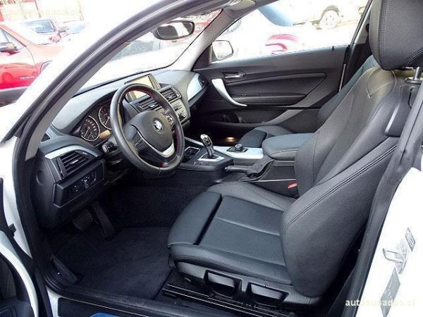 BMW 125 125I 2.0 año 2015