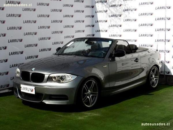 BMW 135 Cabrio Sport 3.0 año 2014