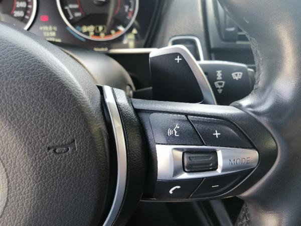 BMW 135I 3.0 AT M año 2015