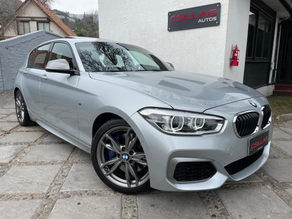 BMW 140 3.0 Twin turbo año 2018