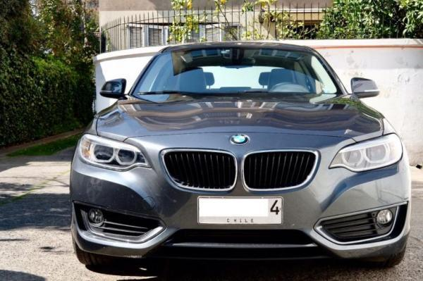 BMW 220 Coupe año 2014