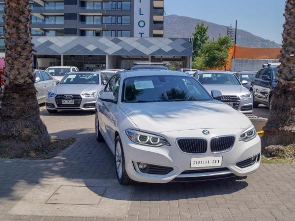 BMW 220 2.0 TURBO año 2016