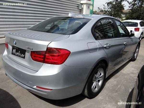 BMW 316 I BUSINESS año 2013