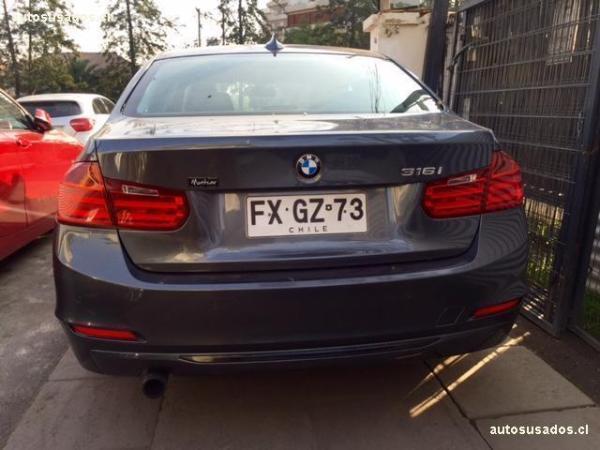 BMW 316 SPORT año 2014