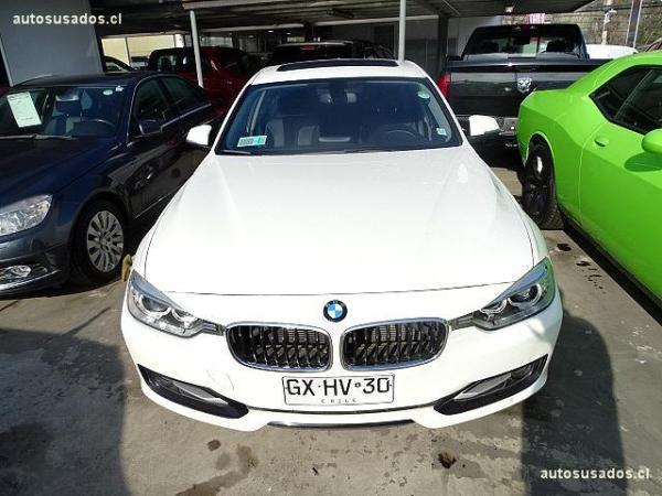 BMW 316 I BERLINA año 2015