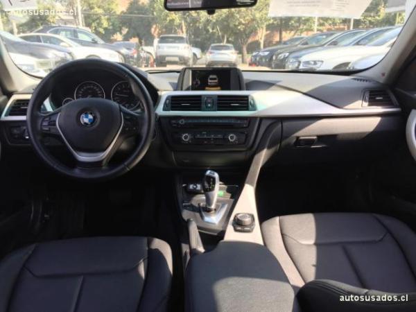 BMW 316 IA4 año 2015