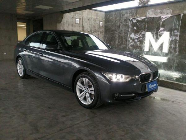 BMW 316 1.6 TURBO año 2016