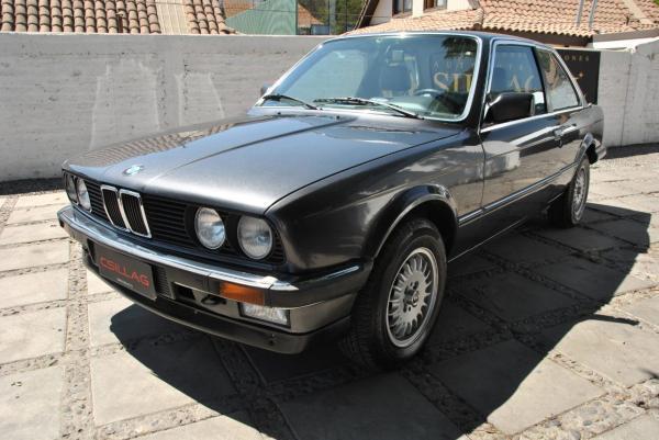 BMW 318 IA COUPE año 1986