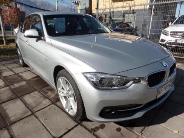 BMW 318  año 2018