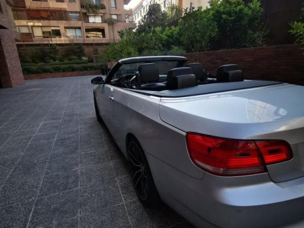 BMW 320 320CIA CABRIOLET 2.0 año 2008