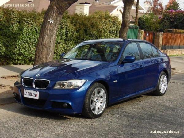 BMW 320 IA Sport 2.0 año 2012