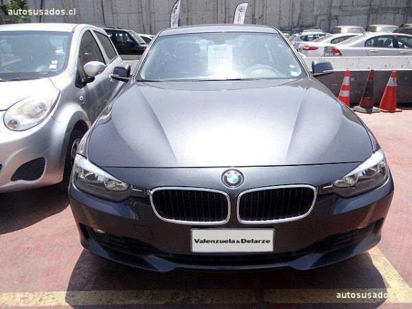 BMW 320 IA año 2013