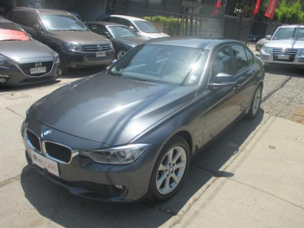 BMW 320 D Luxury año 2014
