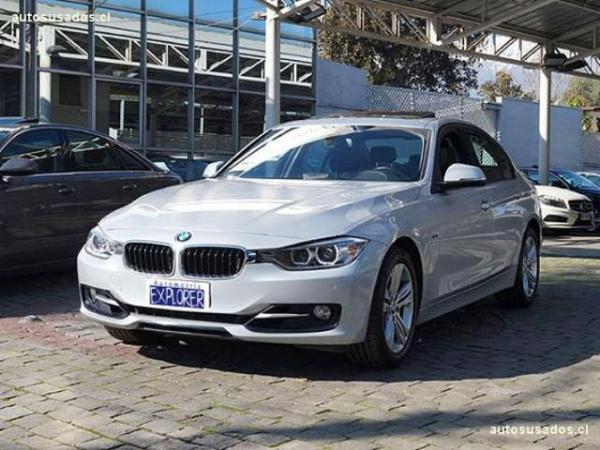 BMW 320 320IA SPORT año 2014