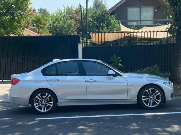 BMW 320 SPORT año 2015