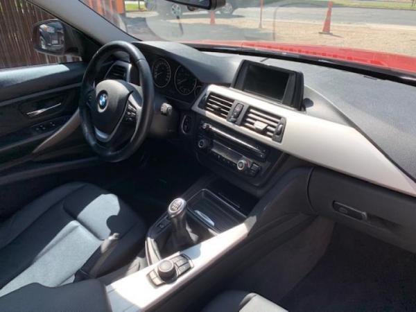 BMW 320 2.0i BITURBO año 2015