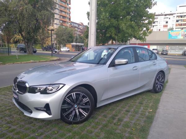 BMW 320I 2.0 AT TURBO año 2021