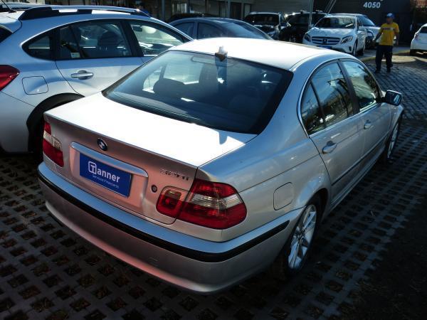BMW 320IA E46 año 2004