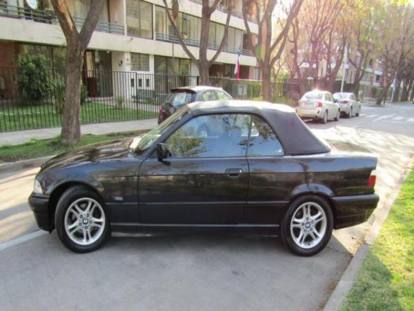 BMW 325 IA 2.5 cc Cabrio año 1994