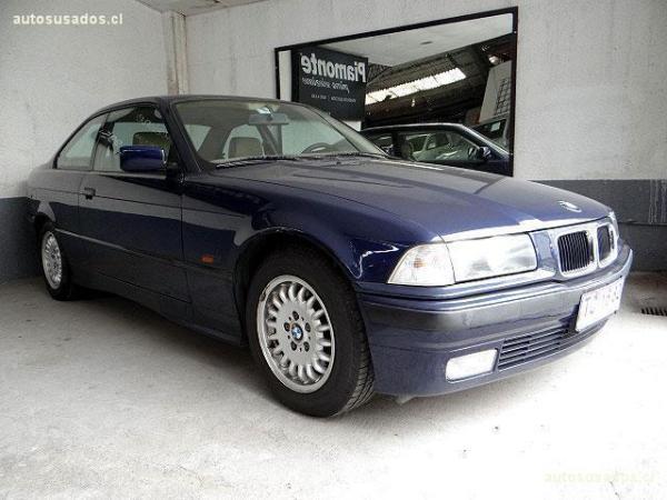 BMW 325 IS año 1995