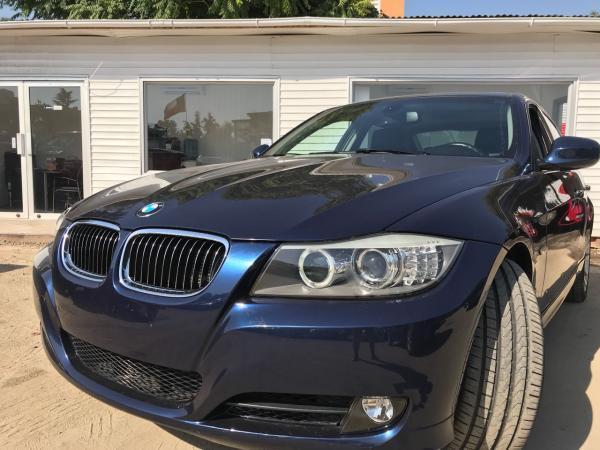 BMW 325IA 2.5 B AT año 2012