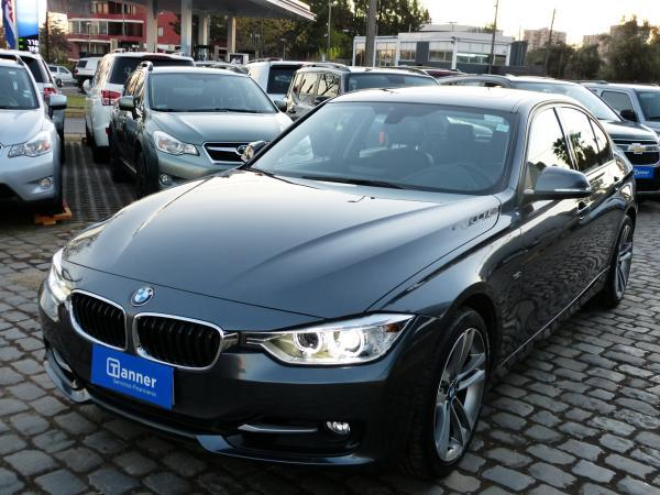 BMW 335ia SEDAN SPORT BI TURBO año 2015