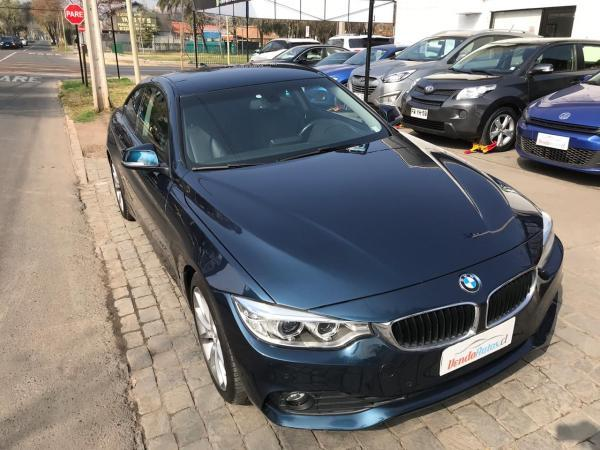 BMW 420 Serie 4 Coupe año 2014