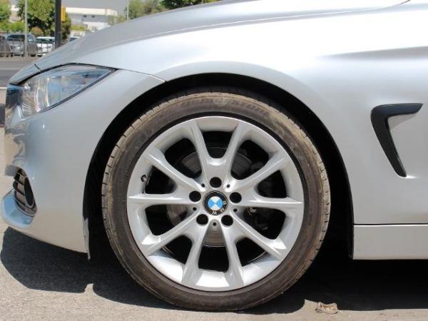 BMW 420 2.0iA AT año 2015