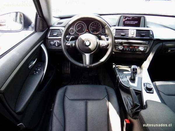 BMW 420 I Gran Coupé 2.0 año 2016