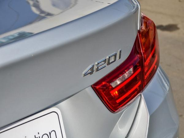 BMW 420 GRAN COUPE SPORT 2.0 año 2016