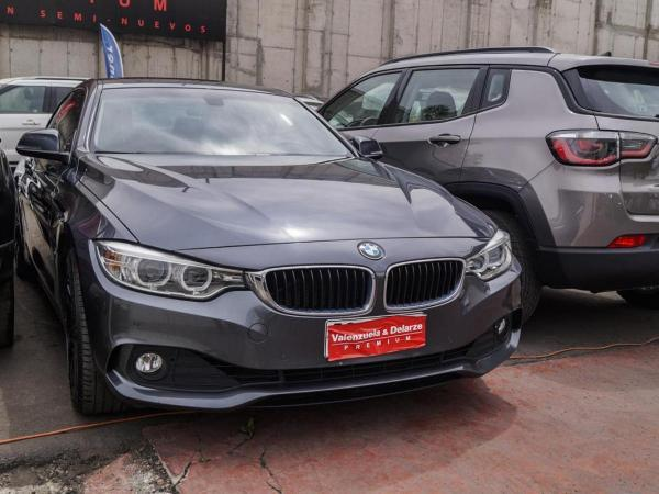 BMW 420 COUPE 2.0 AT año 2017