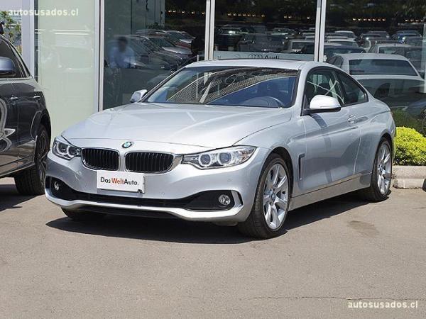 BMW 420 420I 2.0 COUPE año 2017