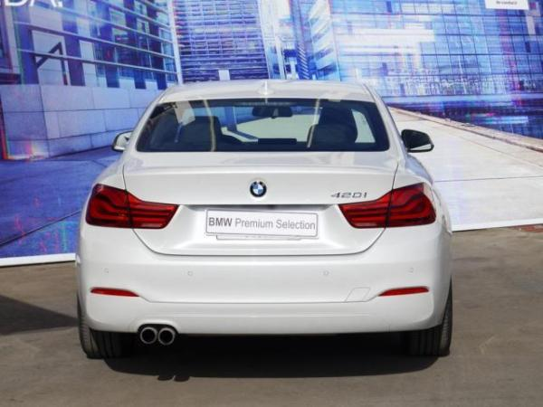 BMW 420 I COUPE 2.0 4P año 2018