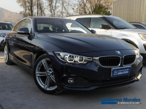 BMW 420 COUPE 2.0 año 2018