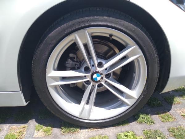 BMW 420 CABRIOLET LCI SPORT 2.0 A año 2018