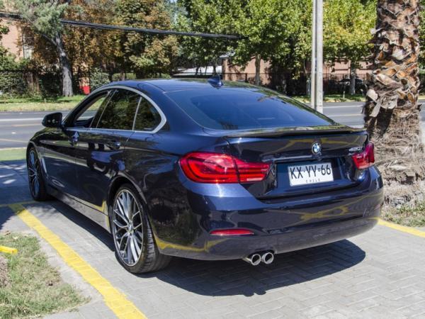 BMW 420 GRAN COUPE año 2019