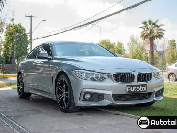 BMW 420I Grand Coupé año 2016