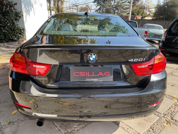 BMW 420I Coupé año 2017