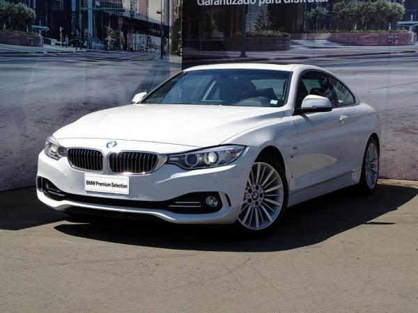 BMW 428 i GRAN COUPE LUXURY año 2016