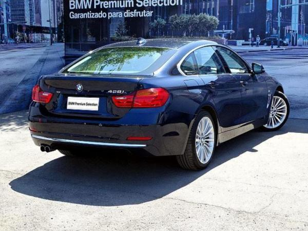 BMW 428 i GRAN COUPE LUXURY 2.0 año 2016
