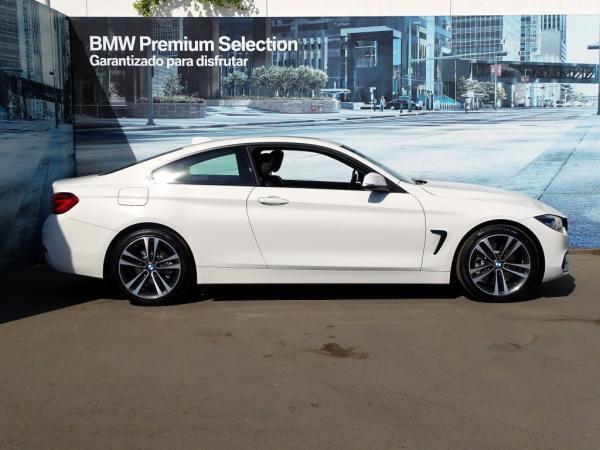 BMW 430 i Coupé año 2020