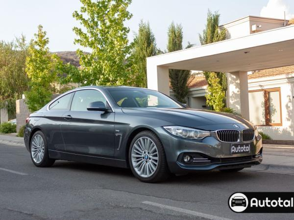 BMW 430I Coupé Luxury 2.0 AT año 2017