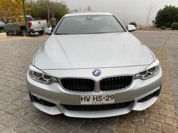 BMW 435 AT año 2016