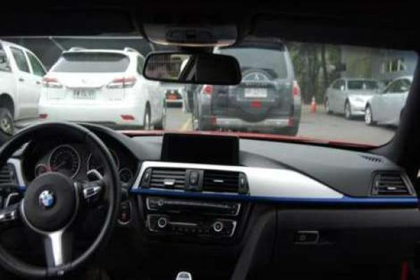 BMW 435i COUPE 3.0 año 2014