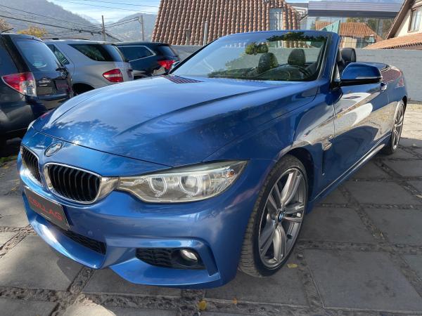 BMW 435i Convertible año 2014