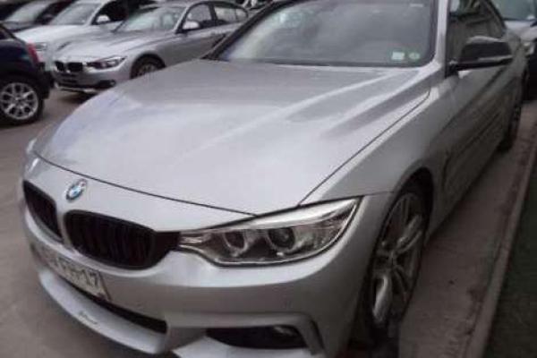 BMW 435i COUPE 3.0 año 2015