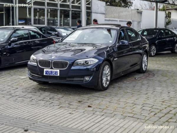 BMW 520 520D LCI 2.0 año 2013