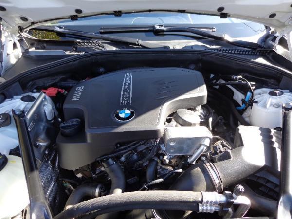 BMW 520  año 2015