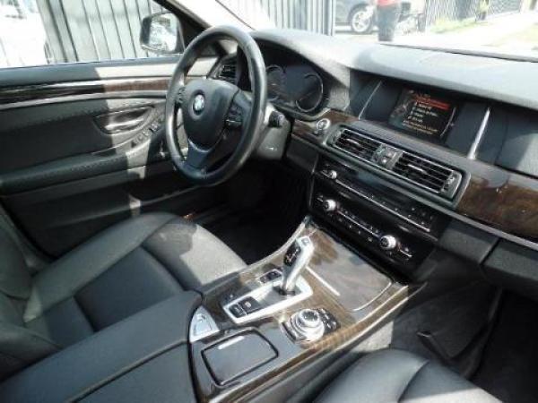 BMW 520  año 2016